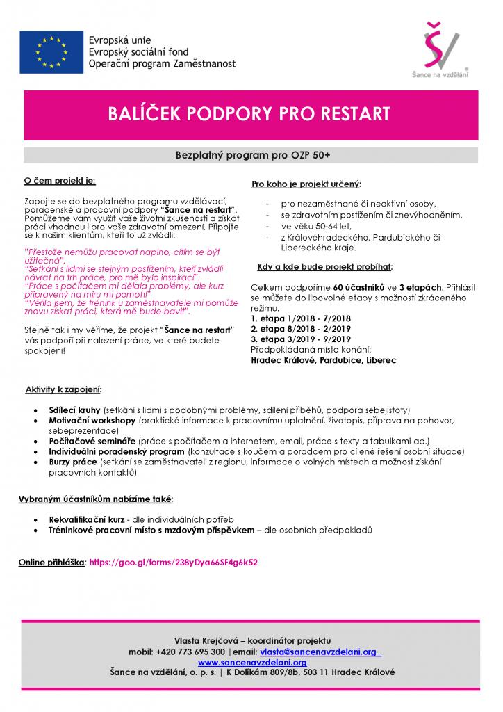 barev_Letak Balicek Restart - nový